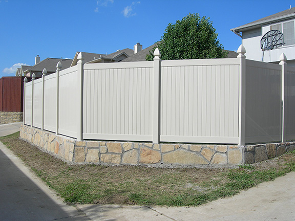 Fence in Palm Coast, Florida